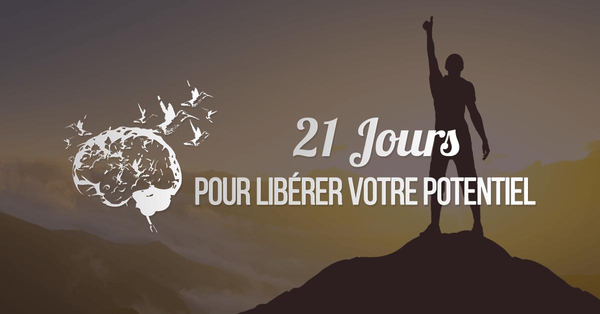 21 jours pour libérer votre potentiel, de David Laroche